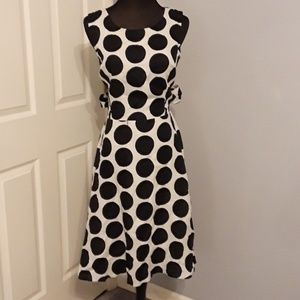 Poka Dot dress